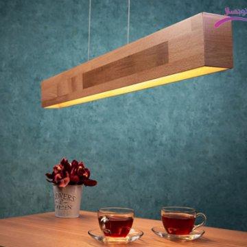 چراغ مدل ال ای دی آویز خطی