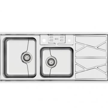 سینک ظرفشویی مدل 8041p-45
