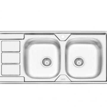 سینک ظرفشویی مدل 4051