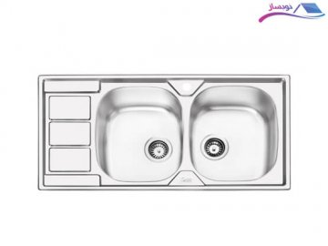 سینک ظرفشویی مدل 2051