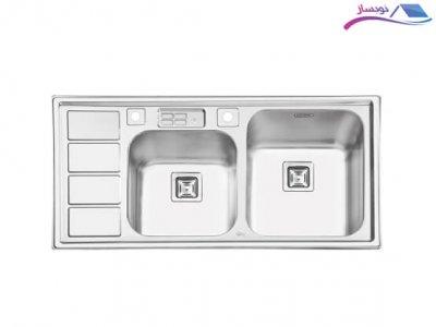 سینک ظرفشویی مدل 2052